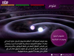 مشروع لايجو وموجات الجاذبية