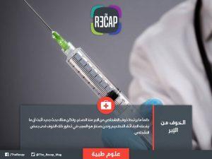 الخوف من الإبر