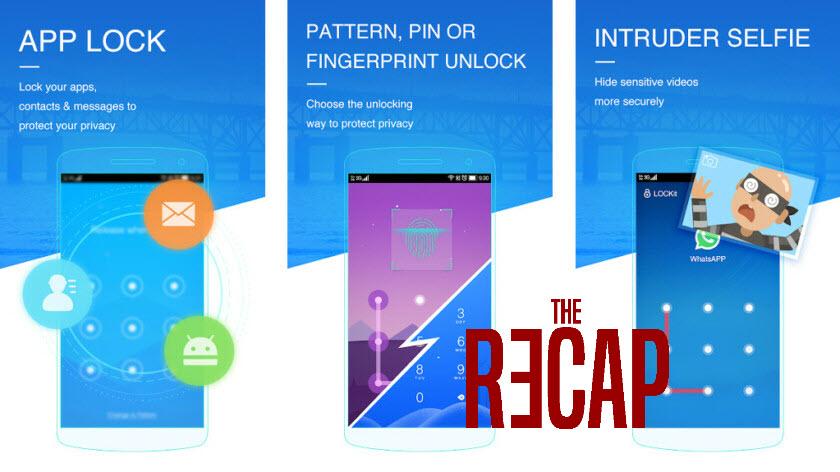 تطبيق قفل التطبيقات على هاتف